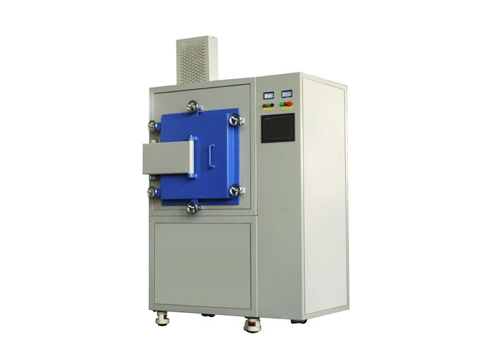 Programmable Controlled Atmosphere Furnace , Mo Wire Hydrogen Atmosphere Furnace