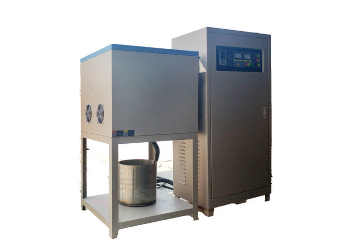 High Temperature 1700℃ Lab Glass Melting Furnace
