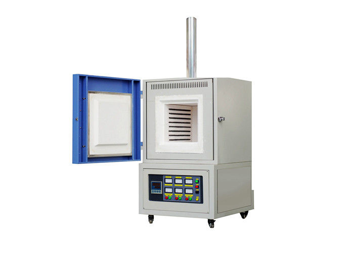 High Temperature Lab Ash Fusion Furnace , Resistance Wire Ash Testing Oven