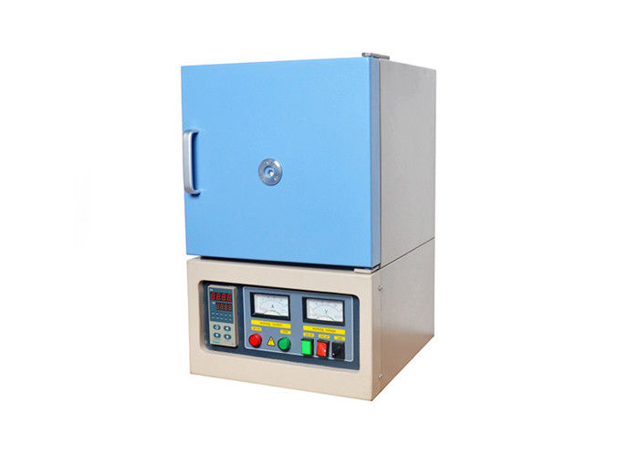 High Temperature 1700 ℃ Lab Muffle Furnace Heat Treatment PID Auto Control