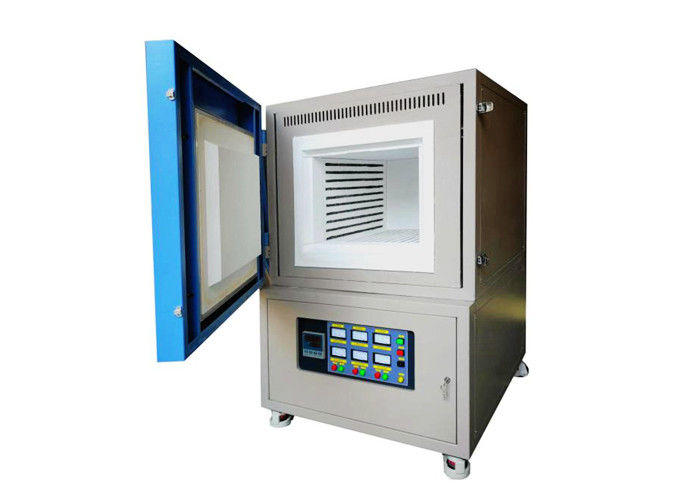 Annealing Chamber Industrial Muffle Furnace Programmable Strength Structured
