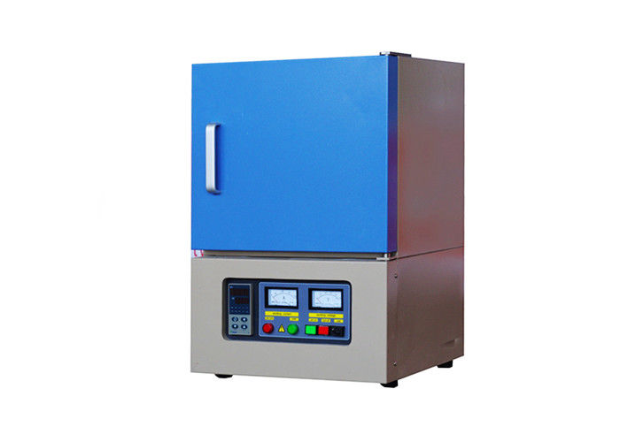 Ultra High Temp Coating Small Annealing Oven , 1 - 8L Programmable Muffle Furnace