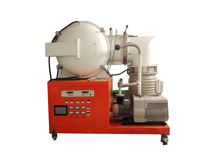 High Temperature Vacuum Annealing Furnace , 1 - 324 L Industrial Vacuum Furnace