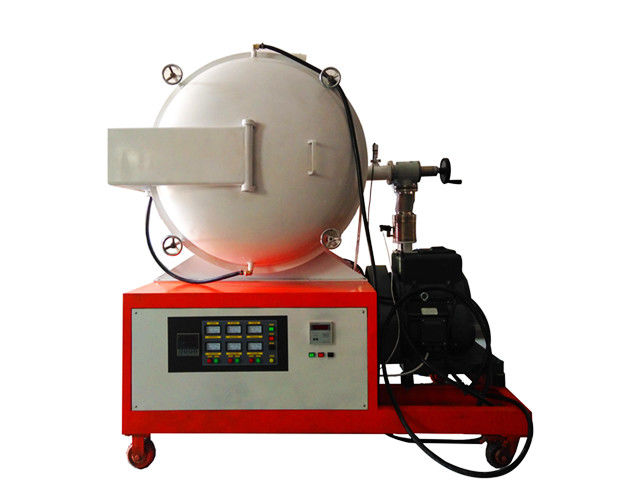Easy Operation High Temperature Vacuum Furnace With Vacuum Pump 1700℃ Max Temperature
